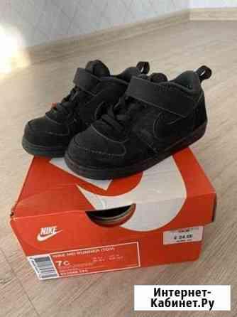 Кеды утепленные Nike 13см Калининград
