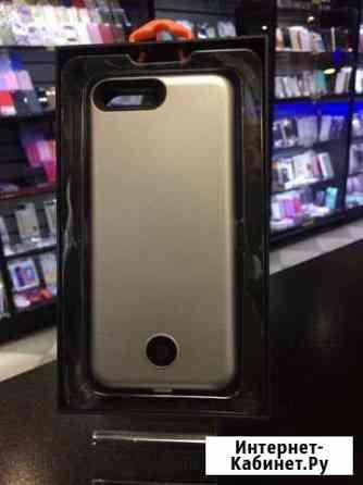 Чехол-внешний аккумулятор для iPhone 7+/8+ Мурманск