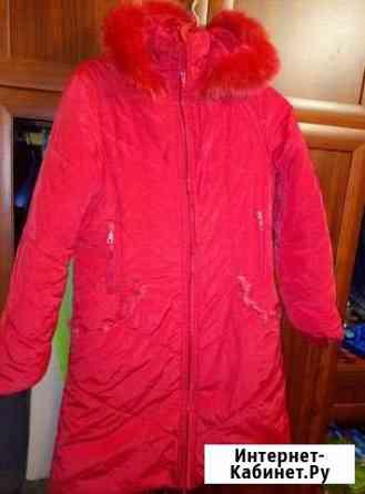 Пальто зимнее Рассказово
