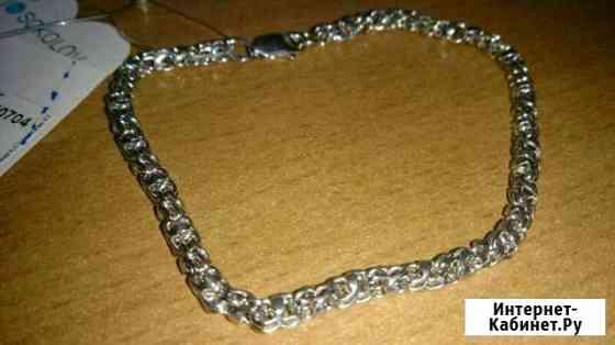 Новый браслет серебро 925 пробы Астрахань