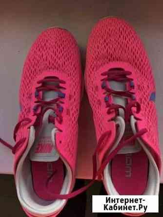 Беговые кроссовки Nike оригинал 39 и 41 размер Челябинск