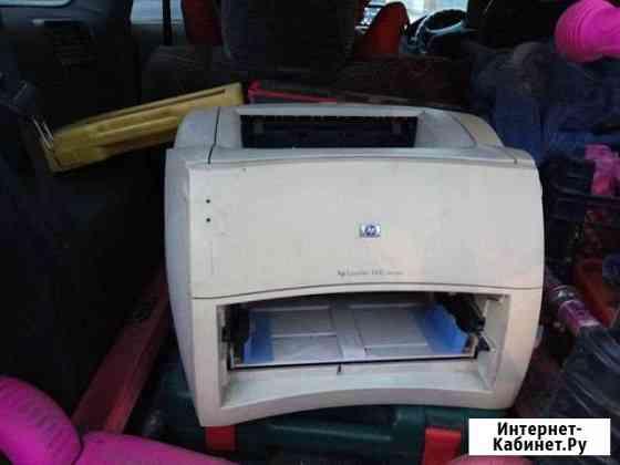 На запчасти/под восстановление HP LaserJet 1000 Иркутск
