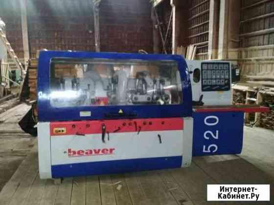 Станок четырехсторонний Beaver 520 Вологда