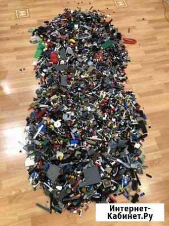 Лего весом Lego россыпью 35 кг Тольятти
