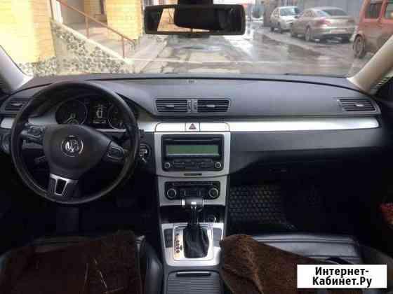 Volkswagen Passat 1.4AMT, 2010, седан Тюмень