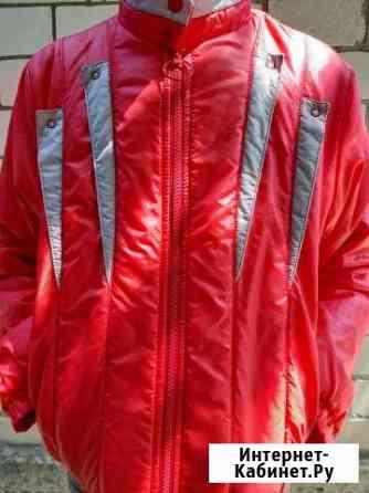 Куртка на девочку Кочубеевское