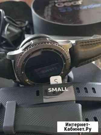 Умные часы SAMSUNG Gear S 3 Frontier Псков