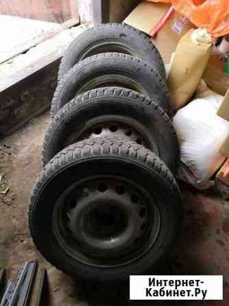 Продам колеса в сборе, Nokian Nordman 4, R 15 185 Чебоксары