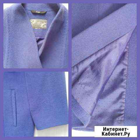 Пальто в отличном состоянии 52-54 размер Иркутск