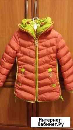 Куртка на девочку Зеленоградск