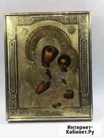 Икона Иверская Пресвятой Богородицы Рос импхiх в Москва