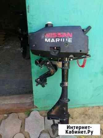 Лодочный мотор Тацинская