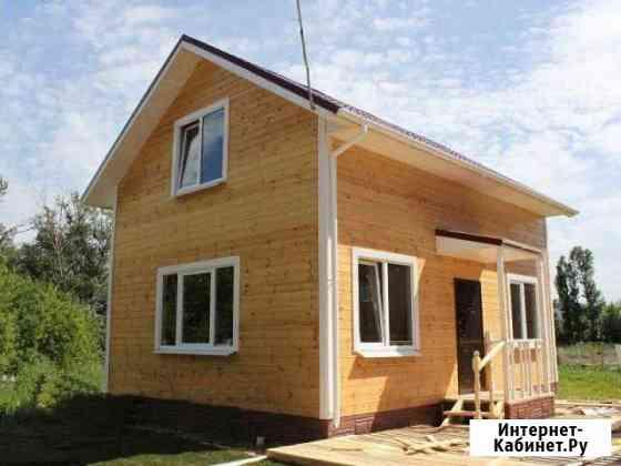 Дом из бруса Иркутск
