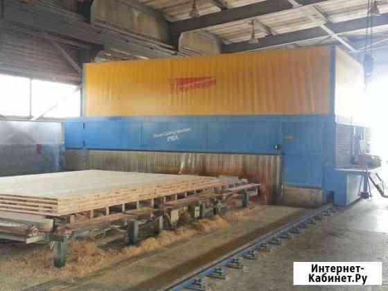 Завод деревянного домостроения MHM Тюмень
