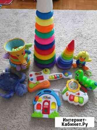 Развивающие игрушки для малышей Тверь