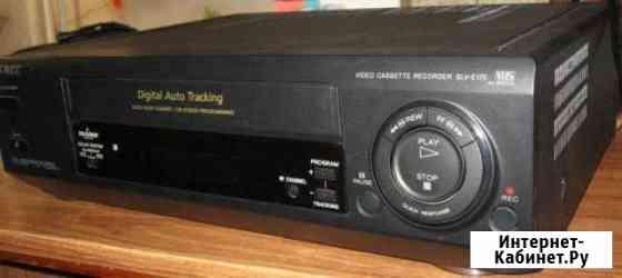 Продаётся пишущий видеомагнитофон Sony SLV-E170EE Узловая