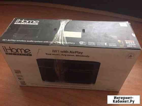Wifi колонка iHome iW1 (AirPlay) Самара