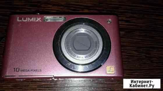 Фотоаппарат Panasonik DMC-F2 Веселое