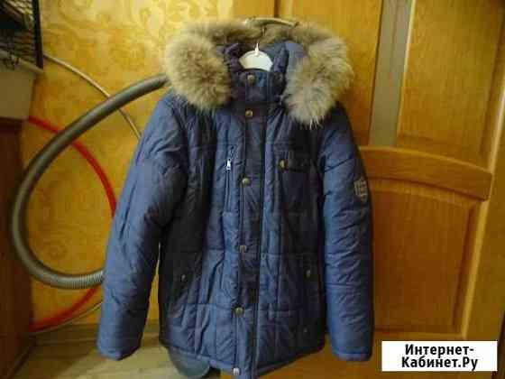 Куртка зимняя рост 158 Липецк