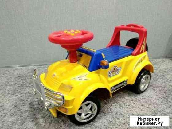 Детская машинка Благовещенск