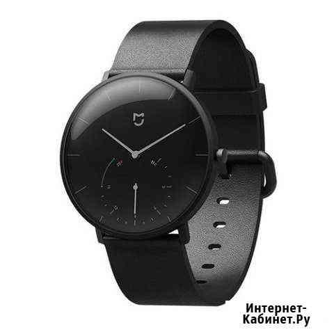 Mijia Quartz Watch черный цвет в наличии) Севастополь