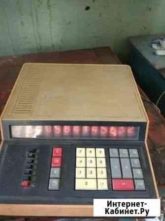 Карманный калькулятор искра 111М Дзержинск