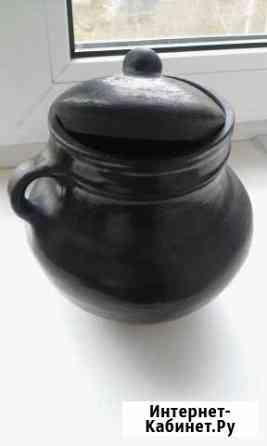 Кувшин из чернолощеной глины Пермь