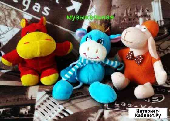 Продам мягкие игрушки Димитровград