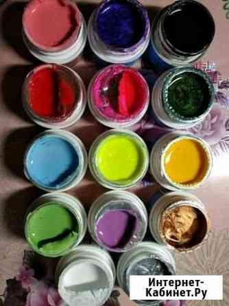 Гель-краски для ногтей Десногорск