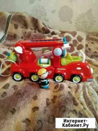Машина пожарная Йошкар-Ола