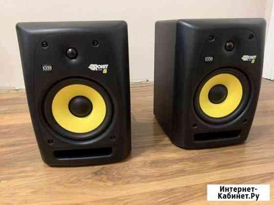 Пара Студийные мониторы KRK RP8G2 Орёл