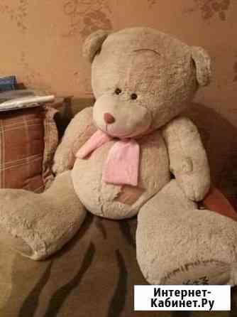 Плюшевый медведь Рязань