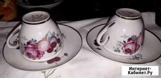 Чайные,кофейные пары СССР Москва