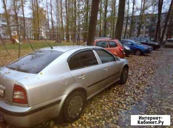Skoda Octavia 1.6МТ, 2003, хетчбэк Кострома