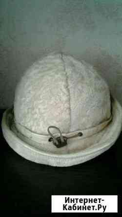 Меховая мутоновая шапка Магадан
