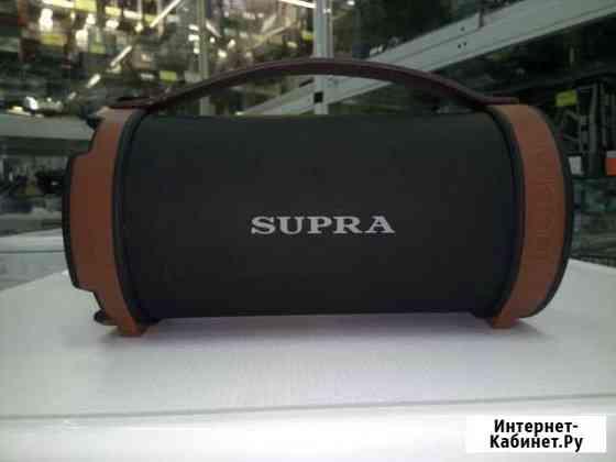Портативная акустика supra BTS-877 новая Тюмень