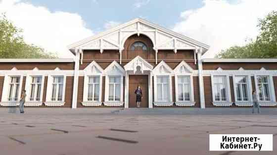 Здание 728 м2 в историческом центре Кострома