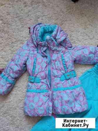 Одежда для девочки демисизонная Курган