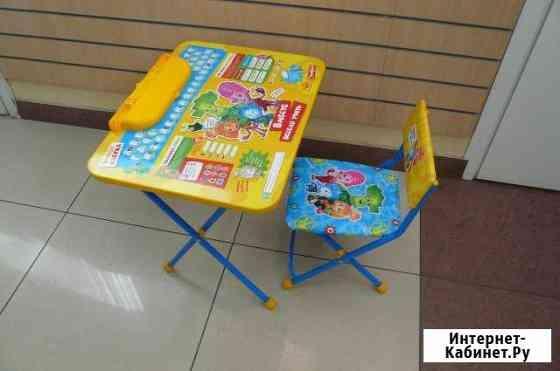 Комплект мебели Ника кп детям Азбука фиксики Санкт-Петербург
