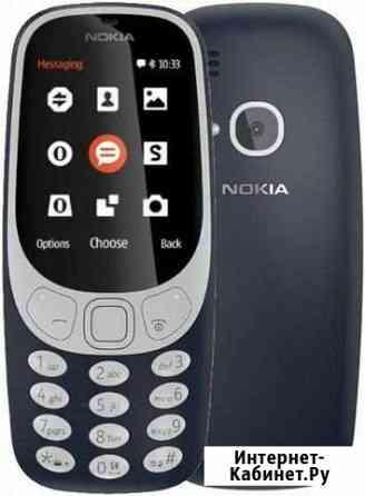 Nokia 3310 DS синий Владикавказ