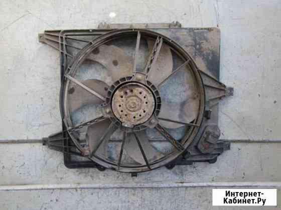 Вентилятор радиатора Рено Клио Симбол 1998 2008 Великий Новгород