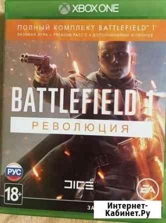 Игра Battlefield 1 Революция + battlefield 1943 Чебоксары