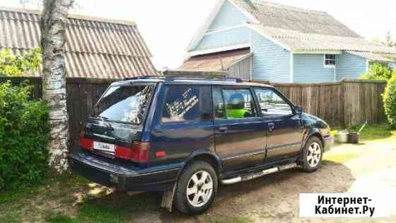 Mitsubishi Chariot 1.8МТ, 1991, минивэн Великий Новгород