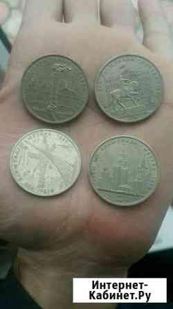 1 рубль олимпиада 1980 Наурская