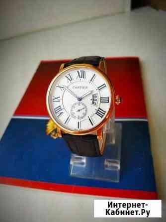 Часы Cartier новые Киров