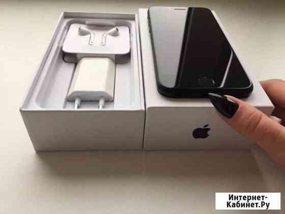 iPhone 7 32gb black Тюмень