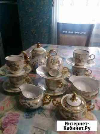 Чайный сервиз новый на 6 персон Махачкала