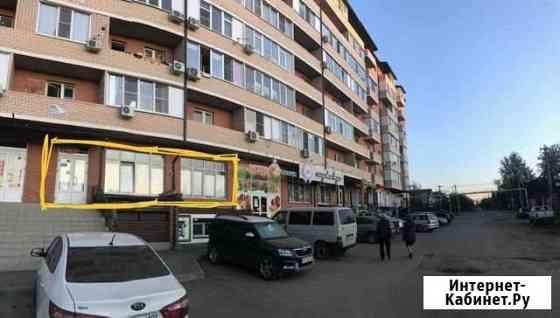 Помещение свободного назначения, 111 кв.м. Краснодар