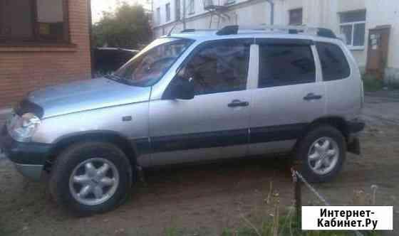 Chevrolet Niva 1.7МТ, 2006, внедорожник Архангельск