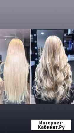 Наращивание волос, обучение Барнаул
